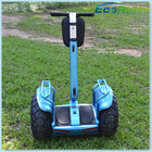 72V 19 Inch Tire Off Road Segway Two Wheel Upright Scooter With Handle