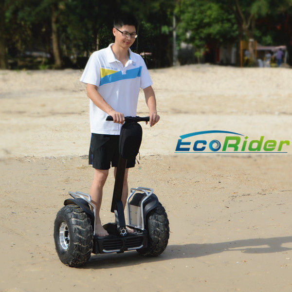 52Kg Two Wheeled Self Balancing Electric Vehicle 20Km / H Max Speed