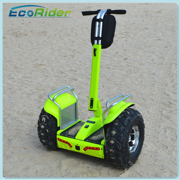 Safety Electric Standing Scooter Segway Electric Scooter With CE / UN38.3 Standard