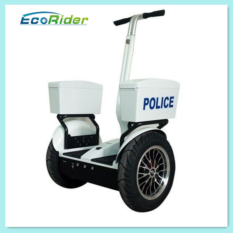 Ecorider Outdoor Segway Police Electric Chariot Scooter Self Balance
