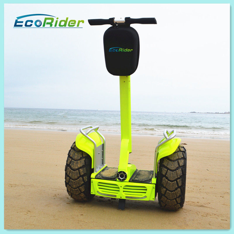 Two Wheel Segway Electric Scooter , Electric Chariot Self Balancing Scooter Off Road