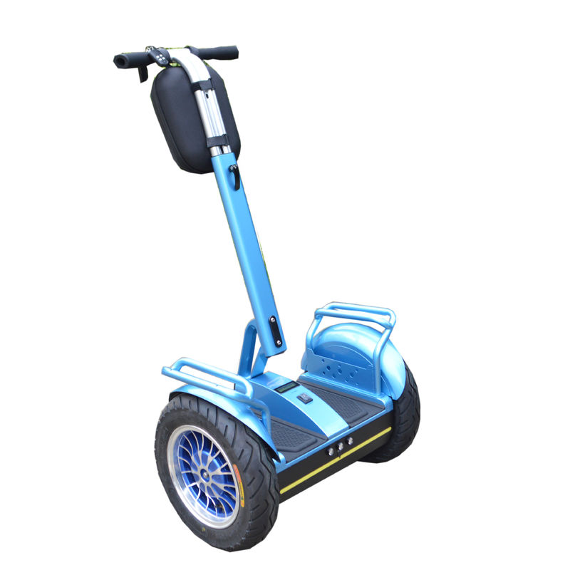 Self Balance 2 Wheel Electric Scooter / Standing Electric Scooter For Adult , 100-240V